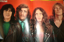 German Ten Years After Poster 70er 70'  wow very rare great Band Gruppe