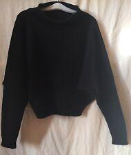 Bottega Veneta Women's Cashmere Black Knit Sweater~38~Italy~Retail $1850