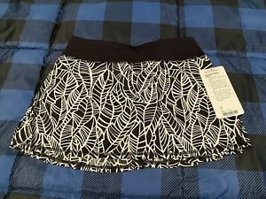 LULULEMON NEW W/TAG MOST POPULAR HARD-TO-FIND DISCONTINUED Pace-Setter Skirt*R 4