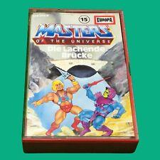 Masters of the Universe Kassette MC Folge 15 Die Lachende Brücke  #