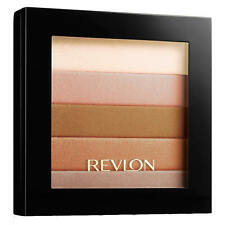 REVLON Highlighting Palette Bronze Glow #030 New 7.5g
