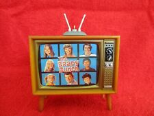 2014 Hallmark Keepsake Ornament The Brady Bunch Magic Light Sound TV Brand NEW