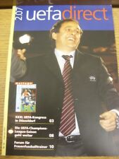 Feb-07 UEFA Direct: Official Magazine Of UEFA - No.58. Thanks for viewing this i