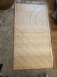 Vintage Dura-Bac Cutting Board - Dress Makers Board