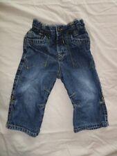 TU Boys 100% Cotton Jeans Size 9-12 Months