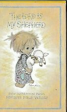 The Lord is My Shepherd, Other Verses Ill. by Betsey Clark. Hallmark. 1969 Hbdj