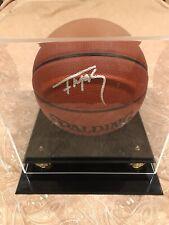 Tracy McGrady Signed Autographed Auto Basketball NBA