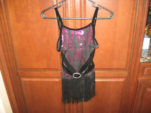 Curtain Call - Snazzy Girl's Competition Dance Costume