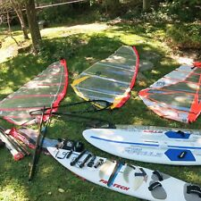 Windsurfing Complete Quiver - Freeport Maine