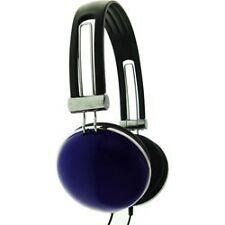 Urbanz GLOZZ Multi Device Light Weight Full Over Ear Stereo Headphone - Purple