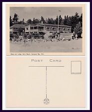CANADA ONTARIO BALM BEACH STORE AND LODGE GEORGIAN BAY CIRCA 1950