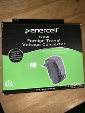 Enercell 85 Watt Foreign Travel Voltage Converter New