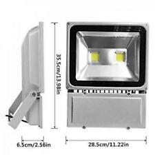 Plug in electric outdoor lighting ebay 500w led flood light waterproof outdoor lamp super bright yard 6300lm security workwithnaturefo