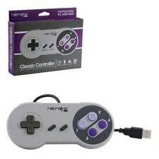 Manettes de jeu de jeu pour jeu vidéo et console Nintendo SNES