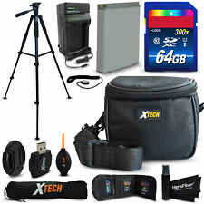 64GB accessories Kit for Sony Cyber-shot DSC-WX500, WX350, HX400V, H400