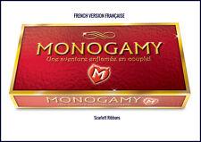 MONOGAMY Adulte Jeu De Société FRENCH MANUCURE VERSION DELUXE Romantique