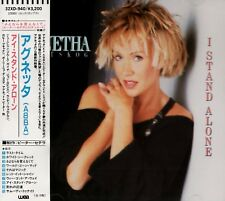 AGNETHA FALTSKOG I Stand Alone RARE FIRST PRESS JAPAN CD OBI 32XD-940 ABBA