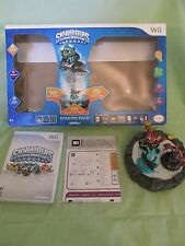 Nintendo Wii Game Starter Pack Skylanders Spyro's Adventure Portal w/3 Figures