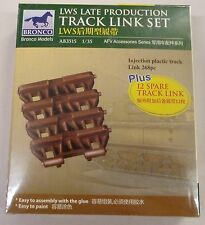 Bronco 1/35 LWS Late Production Track Link Set AB3515