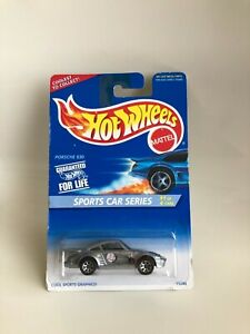 Hot Wheels Mattel Porsche 930 Sports Car Series #1/4 GB8