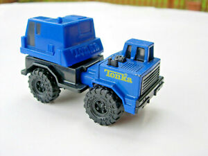 Vintgage toy 1992 PLASTIC TONKA CONSTRUCTION TRUCK / McDONALDS Give away.
