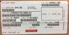 Intel CM8063701098101 SR0P4 Xeon Processor E3-1230 v2 8M Cache 3.30 GHz NEW TRAY
