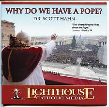 Why Do We Have a Pope? - Scott Hahn - CD