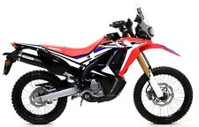 LIGNE COMPLETE ARROW THUNDER DARK CATALYSÉE HONDA CRF 250 L / RALLY 2017/18