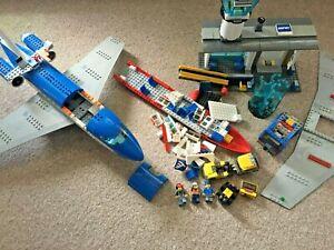LEGO 60104 City Airport Passenger Terminal bundle joblot city airport spares