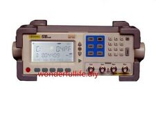 New At811 Digital Lcr Meter Test Frequency 100hz120hz1khz10khz Accuracy 02