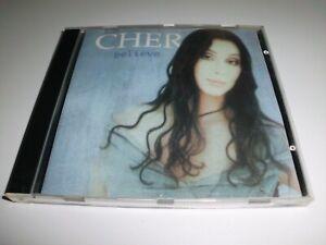 Cher - Believe  - CD gebraucht gut