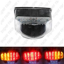 SMOKE Honda LED Flush mount Turn Signals CBR 600 RR 2010 11 12 2013 03-2009 SMK