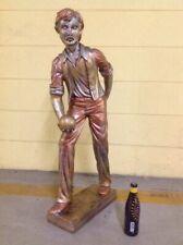 Statua Trofeo Da Interni Esterni Decorativa Bocciatore