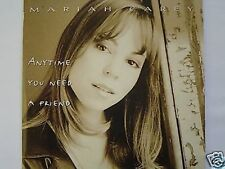 MARIAH CAREY ANYTIME YOU NEED A FRIEND CD SINGLE.