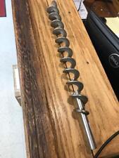 "Alaska Coal Stove Auger Feeder replacement 20"" Auger/screw stainless SKU2300"