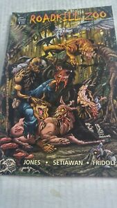 Roadkill Zoo #1 2006 Novaris Comics Jones Setiawan Fridolfs