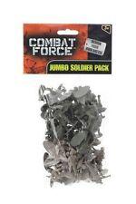 Combat Force Jumbo Soldier Battle Plastic Toy Soldier Packs Kids Children