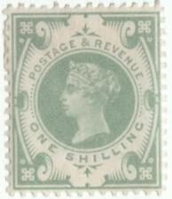 United Kingdom Unmounted Mint / Never Hinge Alderney 259-264 complete.issue.
