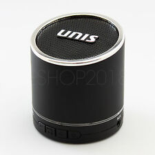 unis Hi-Bass Wireless Portable Bluetooth Mini HiFi Speaker Boombox for iPhone