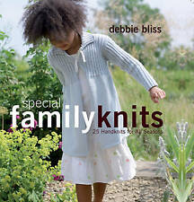 Debbie Bliss, Special Family Knits, Very Good Book