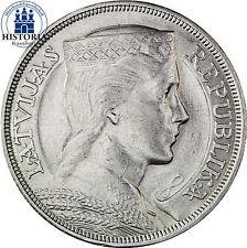 Silber Münzen aus Lettland
