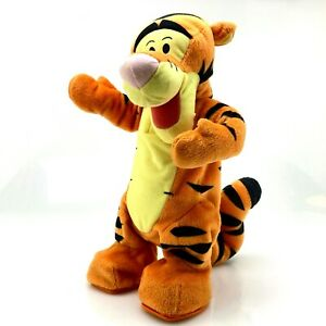 Get Up and Bounce Tigger Plush | 2002 Fisher Price  | Winnie the Pooh | Working