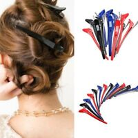 Professional Hairdressing Salon Section Metal Hair Clips Styling Tools