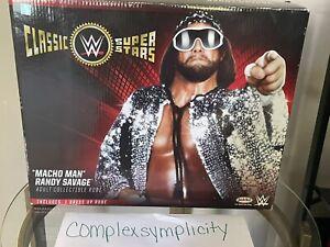 WWE Macho Man Randy Savage Collectible Robe Classic Superstars