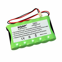 HQRP Battery fits Ademco Honeywell LYNX, LYNXRCHKITSHA LYNXRCHKITSHA Replacement