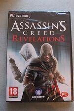 Assassins Creed Revelations PC DVD POLISH