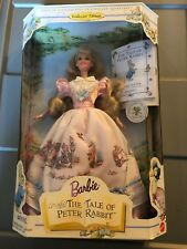 Barbie - The Tale of Peter Rabbit - Collector Edition - New