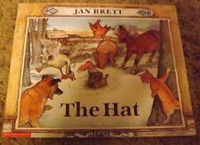 The Hat by Jan Brett (1998) Scholastic