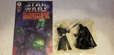 1996 STAR WARS SHADOWS OF THE EMPIRE PRINCE XIZOR VS DARTH VADER