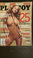 Vintage March 2007 Playboy issue - Sex and Music Issue Mariah Carey cover!  MINT